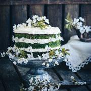 Анжелика Зоркина: Шпинат на праздничном столе: 3 рецепта. Торт, рулет и соус песто