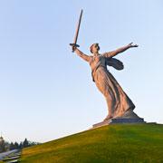 Сталинград, 62 года спустя. Дню Победы посвящается