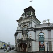 Казань 2016: первые впечатления от музеев и метро. Часть I