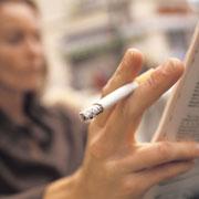 Рак кожи и рак легких: причины – в солярии, на пляже и рядом с курильщиком