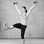 9 упражнений от Джиллиан Майклс для стройной фигуры