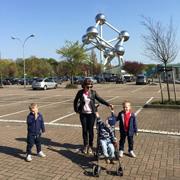 Брюссель – Париж – Диснейленд: отдых с тремя детьми. Часть I