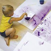 Чем рисовать летом? Красивые рисунки с детьми: 5 способов