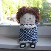 Текстильная кукла своими руками: мастер-класс с фото