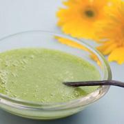 Лиэнн Кэмпбелл: 2 летних супа: холодный гаспачо из огурцов и теплый суп-пюре из моркови