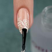 Дизайн ногтей: новинки лета 2016. Свадебный маникюр в стиле букета невесты