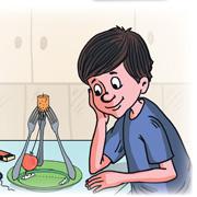 Опыт по физике для детей: как доказать вращение Земли