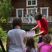 Лагерь для подростков. Кинолагерь 'Максатиха КЭМП' - отзыв с фото