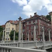Галина Касьяникова: Любляна, Словения: путешествие в зеленую столицу Европы-2016