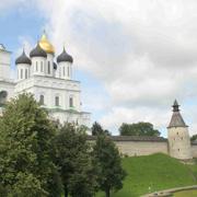 Лето 2016: Липецк, Конаково, Псков. Парки и достопримечательности