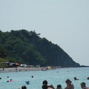 Отдых с детьми: на Черное море - на машине. Часть III. Бухта Инал: куда сходить кроме пляжа
