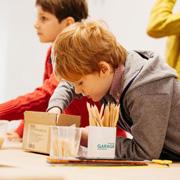 Чему учиться в музее: курсы для детей в Музее 'Гараж'