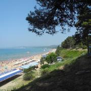 Отдых с детьми: на Черное море - на машине. Часть IV. Пляжи 'Орленка' и Архипо-Осиповки