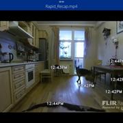 Видеонаблюдение дома: ребенок под присмотром