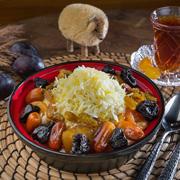 Плов в казане: с курицей, бараниной, телятиной. Азербайджанская кухня