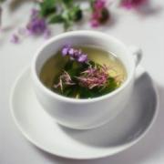 Травяной чай из своего сада