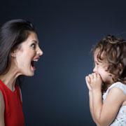 Бьете ребенка? Ребенок вас боится? Если вам мешает злость: тест и советы