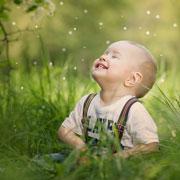 Развитие ребенка до года: 5 условий. Любовь, движение - и стресс