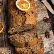 Апельсиновый кекс – простой рецепт к Новому году и Рождеству