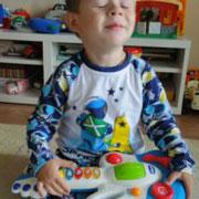 Достижения моих сыновей: бальные танцы и самостоятельное одевание