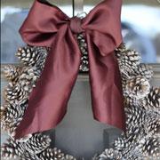 Ольга Самойлова: Новогодние украшения своими руками: 3 рождественских венка