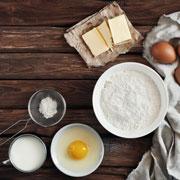 Ева Пунш: Рецепты теста: для кексов, маффинов и рождественского печенья