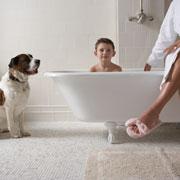 Чистая ванна, раковина, плита: как этого добиться?