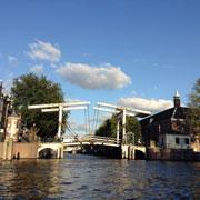 Город Амстердам: музеи, каналы и 'Господь наш на чердаке'