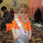 Детская поделка на День матери и другие достижения сына
