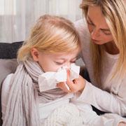 Пневмония у детей: симптомы, профилактика и лечение