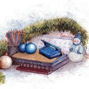 Собеседование у Деда Мороза. Корпоративная рождественская история