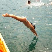 Как научить ребенка плавать? Начните с 'поплавка'