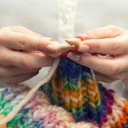 Вязание спицами: расчет плотности. Вязание для начинающих