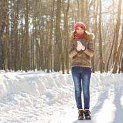 3 причины ходить пешком. Не отказывайтесь от зимних прогулок!