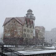 Где отдохнуть в феврале. В Европу - через Калининград и Псков