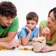 Лото и компания - развивающие игры для малышей