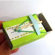 Поделки из спичечных коробков: подарки папе и старшему брату