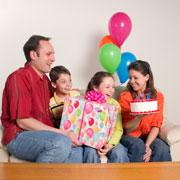 День рождения сынишки Жени (6 лет), или Как помочь инопланетной гостье