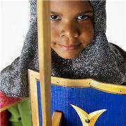 Военные игры, или Зачем мальчику деревянный меч?