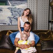 Усыновление глазами отца: футболист Сергей Семак и его семеро детей