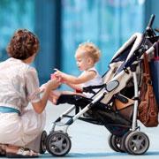 Как правильно выбирать коляску-трость