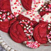 Домашнее печенье – в подарок на 14 февраля своими руками