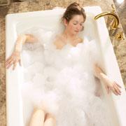 Принимаем ванну: лечение, расслабление, наслаждение...