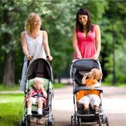 С какого возраста нужна прогулочная коляска