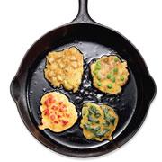 Оладьи: рецепт и 13 начинок. Быстро готовить – быстро есть