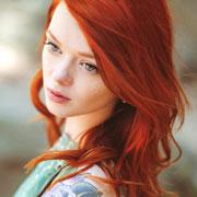 В какие цвета можно красить волосы хной