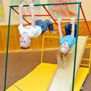 Спортивный комплекс в доме – необходимость для развития детей