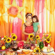 Анна Казновская: День карты и двух чумовых мамаш