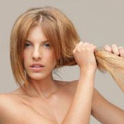 Как вылечить сухие кончики волос в домашних условиях