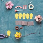 Ребекка Тусс: Цветы из бумаги своими руками – в подарок на 8 марта: мастер-класс